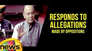 Arun Jaitley Responds To Allegations Made By Oppositions Over Goa and Manipur Election Results - MANGONEWS