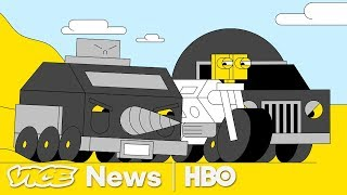 Uber & Google Race For The Self-Driving Car (HBO) - VICENEWS