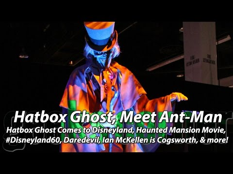 Hatbox Ghost, Meet Ant-Man - Geeks Corner - Episode 427