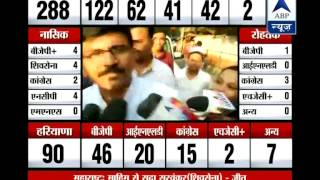 Decision on alliance not taken yet l We also have all options open: Sanjay Raut - ABPNEWSTV