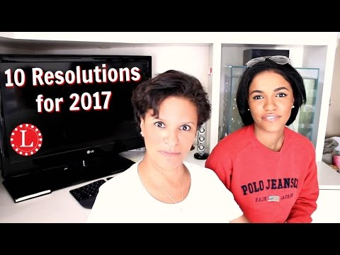 Loomahat.com 10 New Year Resolutions for 2017