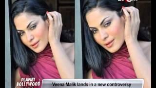 Veena Malik lands in new controversy! | Bollywood News