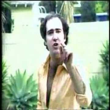 Happy Birthday Andy Kaufman- classic clip of the legendary comedian wrestling a 327 pound woman!
