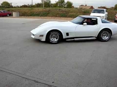 1980 Corvette C3 Barnstormer Stainless Steel Sidepipes