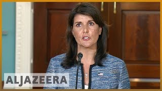 🇺🇸 🇺🇳 US withdraws from UN Human Rights Council | Al Jazeera English - ALJAZEERAENGLISH
