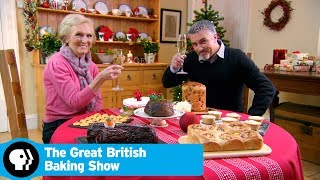 THE GREAT BRITISH BAKING SHOW | 2017 Christmas Masterclass | Official Trailer | PBS - PBS