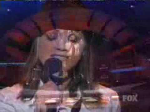 American Idol - Kelly Clarkson - Natural Woman