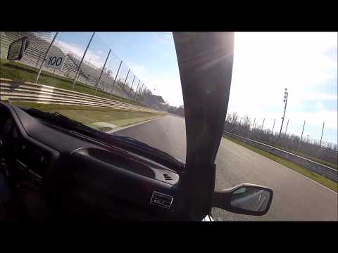 106 RALLYE 16- first time to Monza circuit