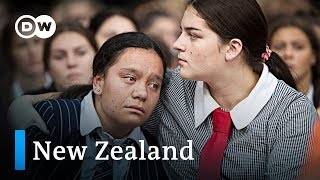 The world mourns for New Zealand terror attack victims | DW News - DEUTSCHEWELLEENGLISH