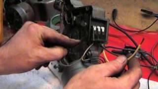 [WQZT_9871]  Willcox Testing a 1963-1967 Windshield Wiper Motor. - YouTube | 1966 Gto Wiper Motor Wiring Diagram |  | YouTube