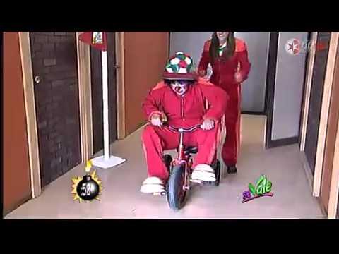 Se Vale - Desafío: Carrera de triciclos 11/07/11
