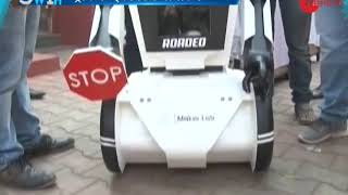 Pune kids build India's First 'RoboCop' for controlling traffic on city roads - ZEENEWS