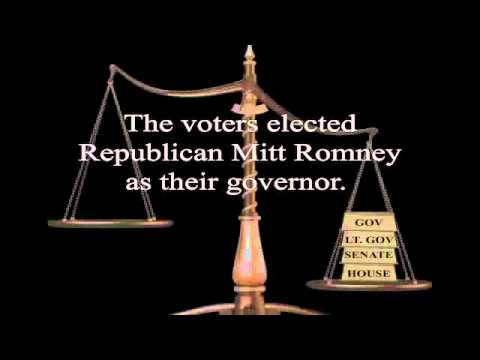 "Peter Cooke for Governor 2012 ""Balance"" TV Spot"