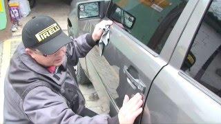 Как убрать царапины на автомобиле | How to Remove Scratches