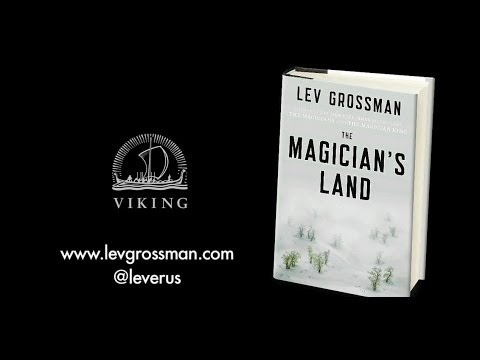 The Magician's Land by Lev Grossman (Book Trailer)