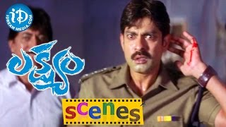 Lakshyam Movie Scenes || Jagapati Babu Killed By Section Shankar || Gopichand, Anushka - IDREAMMOVIES