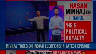 Netflix Series, Hasan Minhaj Patriot Act On Indian Elections; Trolls PM Narendra Modi - NEWSXLIVE