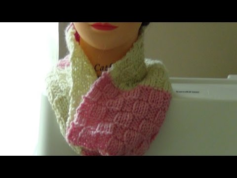 Beginners Knitting Course SCARF Pt 10 of 10