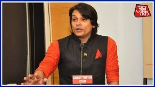 'This Is Kerala's Jallikkattu Movement' Rahul Easwar Talks Exclusively To Aajtak - AAJTAKTV