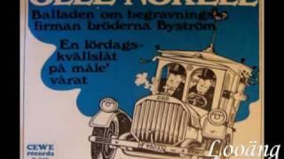 olle norell bröderna byströms begravningsbyrå