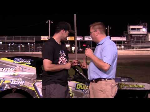 Eric Elliott Sport Mod feature winner 06/22/13