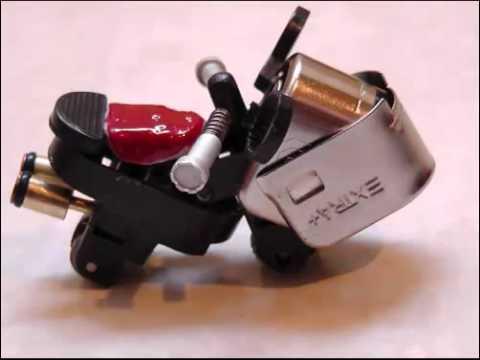 Мотоцикл из зажигалок