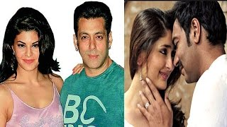 Salman Khan and Jacqueline Fernandez's FUN MOMENTS, 'Singham Returns' ban demanded by fans