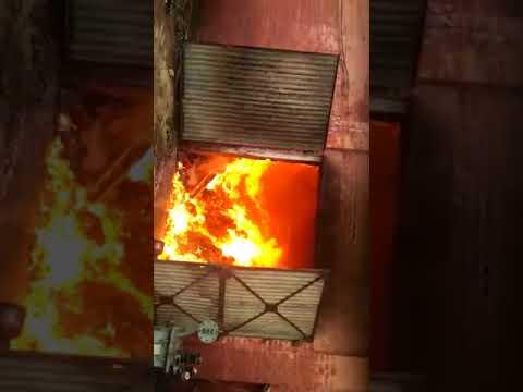 <p><span>अंबाला:धुलकोट पावर कॉम्प्लेक्स में लगी आग</span></p>
