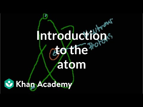 Introduction to the atom
