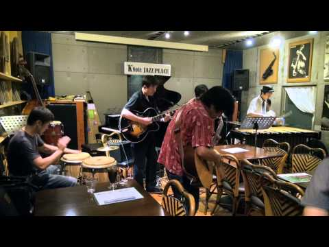 Spain, (Chick Corea ) The Three Guitars Battle Session, Sep 14 2013 K Note JamSession