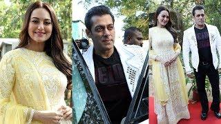 #BollywoodNews: सलमान और सोनाक्षी की जोड़ी में देखिए कितना है दम?