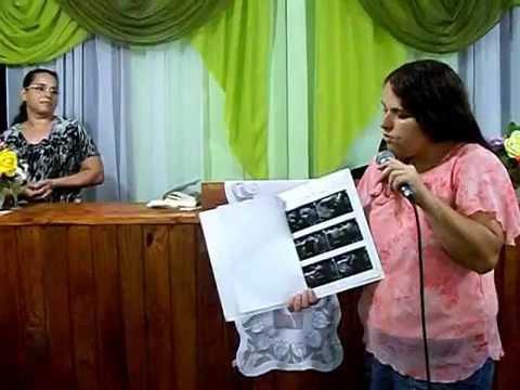 Congregação Zendron - testemunho da irmã e Srª Rosane Fatima Pinto Lima