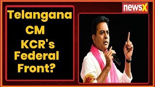 YSRCP tojoin Telangana CM KCR's Federal Front? KTR to meet Jagan in HYD - NEWSXLIVE