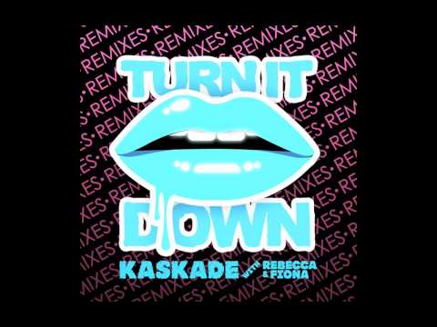 Kaskade with Rebecca &amp;  Fiona - Turn It Down (Deniz Koyu Remix) (Cover Art)