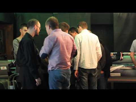 Relacja video - szkolenie zarządzanie barwą Centrum Papieru