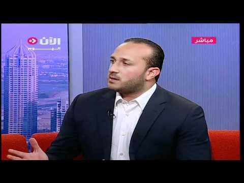 فقرة كاشي على تلفزيون 'الآن': تأثير الأزمة المالية الأوروبية على اقتصادنا العربي