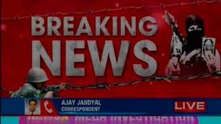 Pak violates ceasefire in Uri sector; heavy firing underway - NEWSXLIVE
