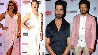 Priyanka Chopra, Shahid Kapoor and other Bollywood Stars at Filmfare Awards