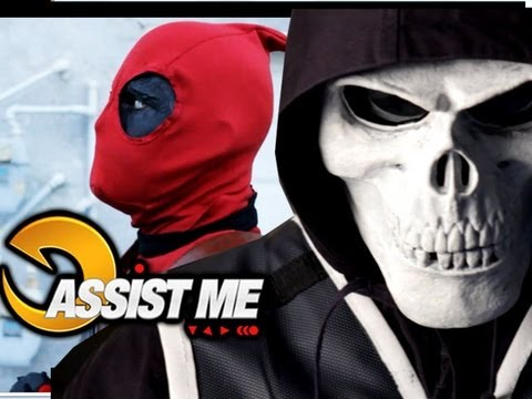 ASSIST ME! Feat. Taskmaster: Part 1 (Ultimate Marvel vs Capcom 3 Tutorial/Parody)