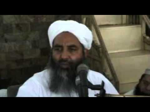 Molana Saleem Ullah Khan's Comments About Molana Ilyas Ghuman