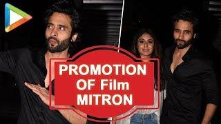 Jackky Bhagnani Promoting his upcoming Film Mitron - HUNGAMA