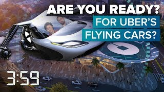 Flying cars are coming soon...well, maybe (The 3:59, EP. 463) - CNETTV