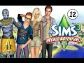 Let's Play: The Sims 3 World Adventures (Part 12) - Vacation Home!