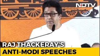 At Maharashtra Rally, Raj Thackeray 'Fact-Checks' PM Modi's Statement - NDTV