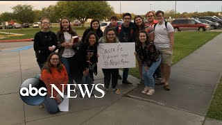 Students at site of deadly school shooting had participated in gun violence protest - ABCNEWS