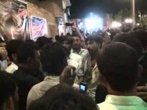 Syed Mujhaid Ali shah nashad 18 ramzan in multan part 3