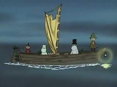Muminki 25 - Wyprawa do latarni morskiej