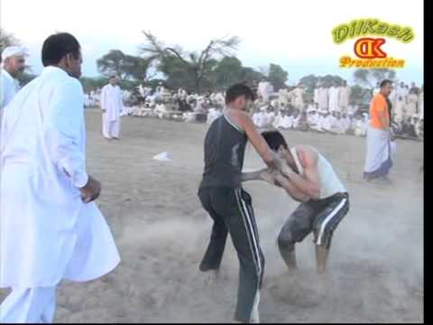 Bini -  Zeeshan Billa vs Shahid Pathan