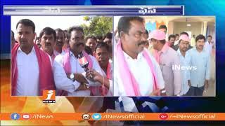 TRS Sunke Ravi Shankar Face To Face On Election Campaign In Choppadandi | iNews - INEWS