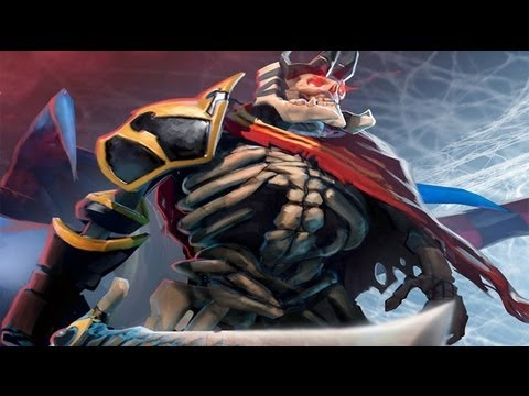 DOTA 2 with Alan: Skeleton King